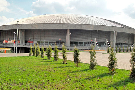 Atlas Arena in Lodz with Semmler Expansion Elements