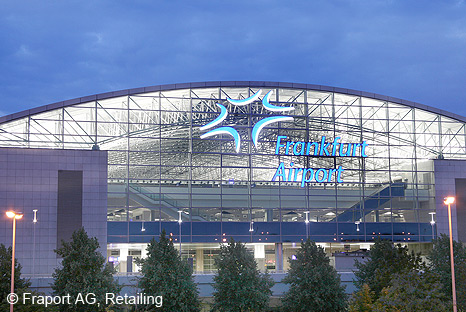 Semmler Expansion Elements were installed on the roof of terminal II of Frankfurt International Airport